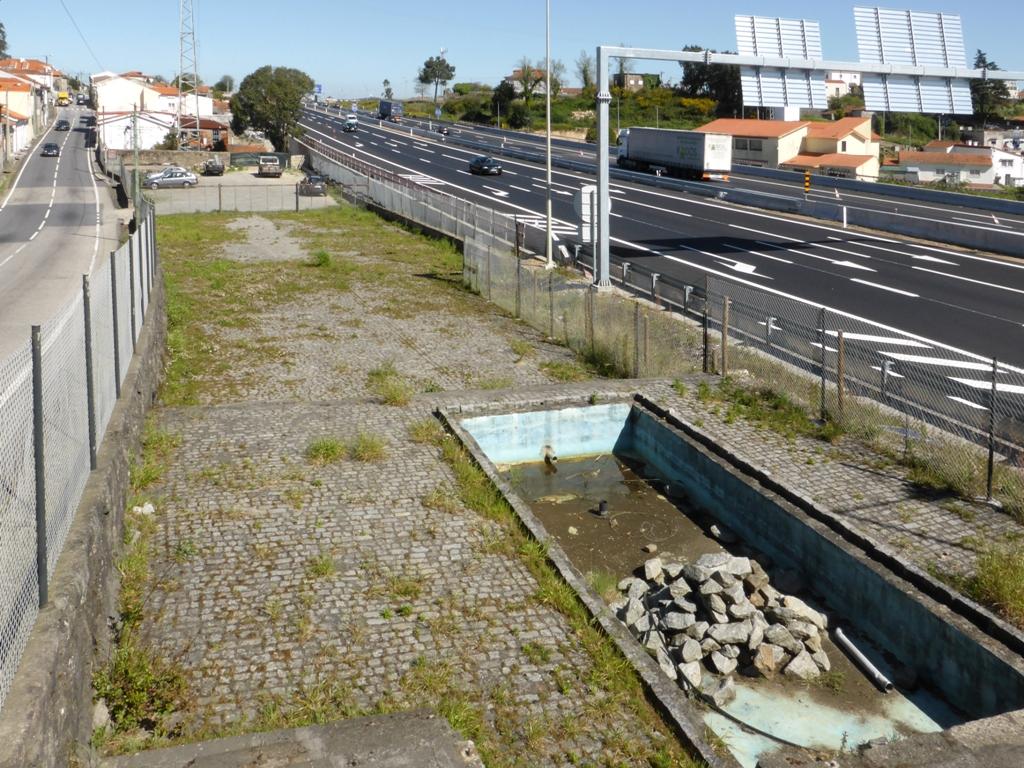 rua da estrada da piscina seca correio do porto