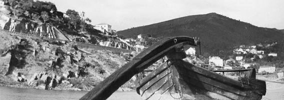 Barco Rabão do arquivo da extinta Empresa Carbonífera do Douro