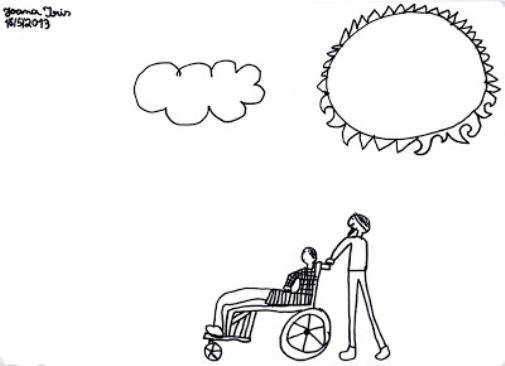Desenho por Joana Iris