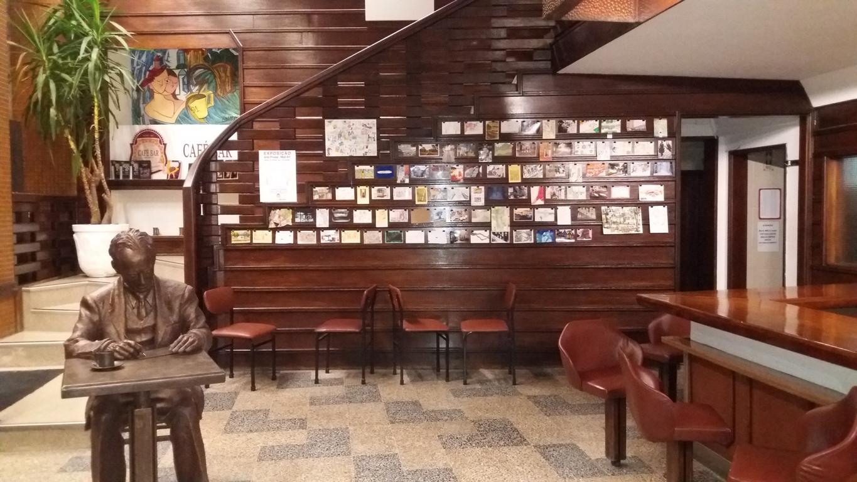 exposição_arte_postal_minha_rua_cafe_bar_amarante + teixeira_pascoaes_cp