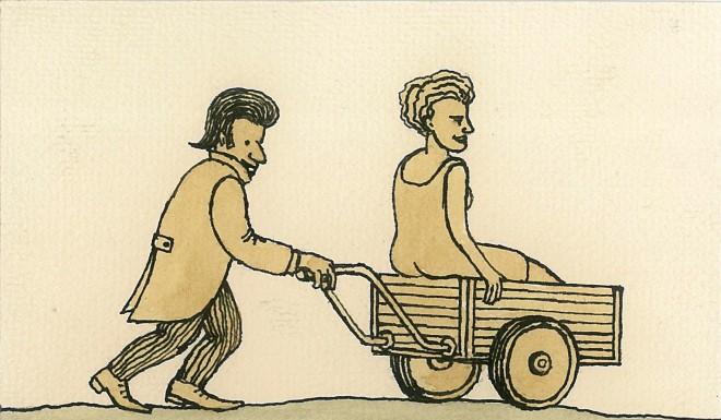Cartoon de Jerzy Stepniak